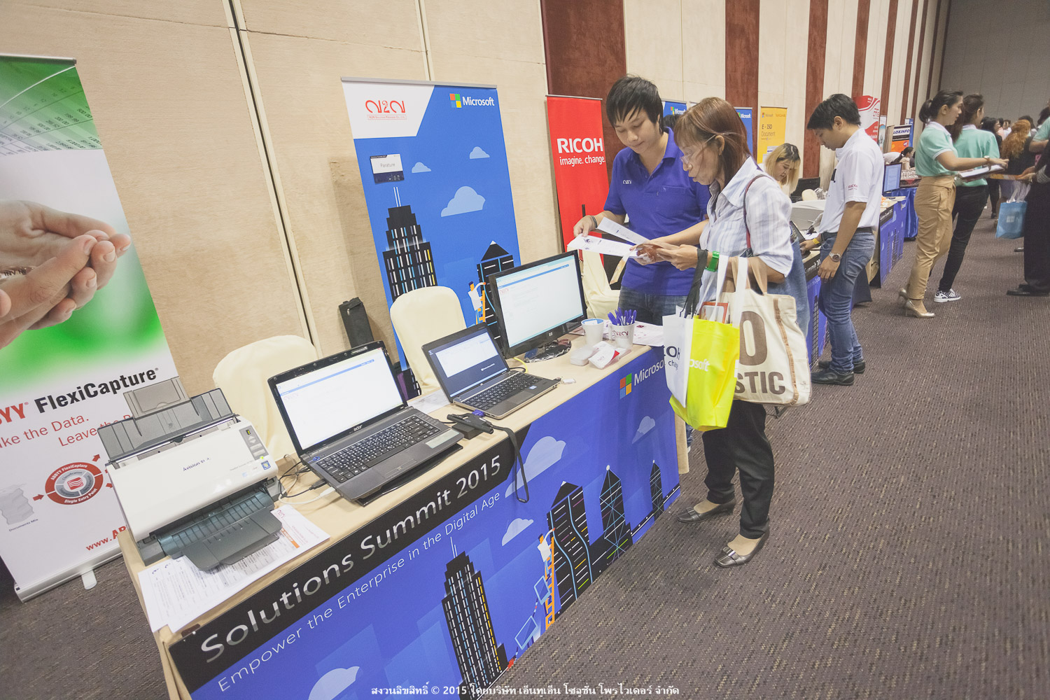 N2N at Microsoft Solution Summit 2015 -02