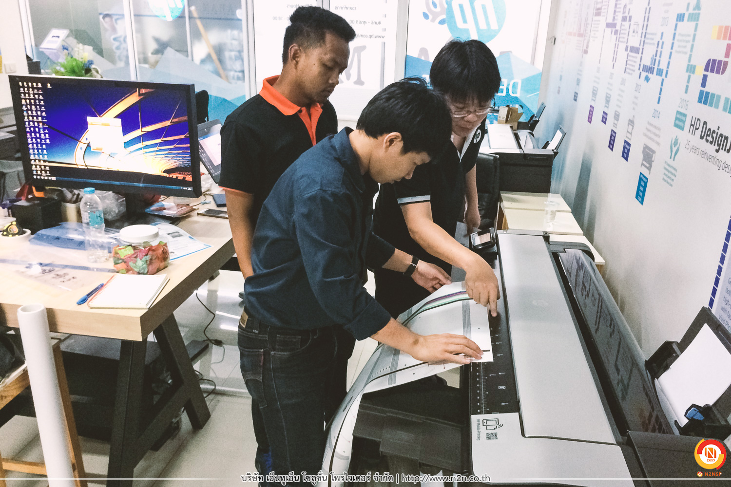 N2NSP_Training_HP_DesignJet_20190118